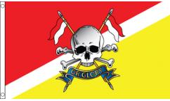 Royal Lancers Flags