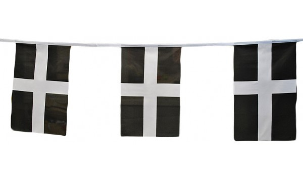 Happy St Patricks Day (black) Bunting