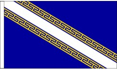 Champagne-Ardenne Table Flags