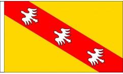 Lorraine Table Flags