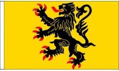 Nord-Pas-de-Calais Table Flags