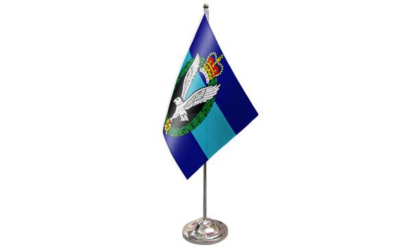 Army Air Corps Satin Table Flag