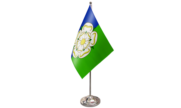 East Riding of Yorkshire Satin Table Flag