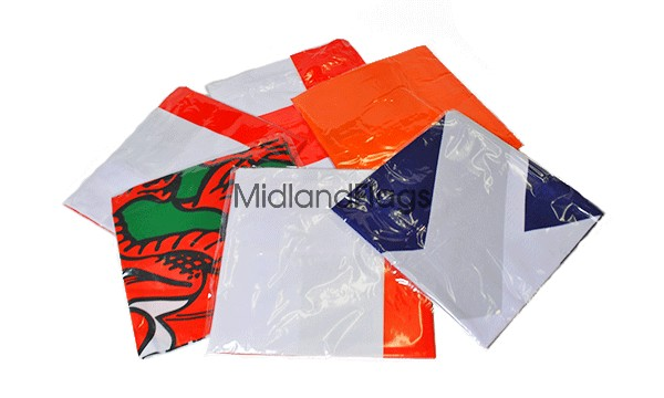 Six Nations Rugby - Flag Pack