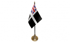 CORNWALL ENSIGN FLAG Size 5x3 Feet CORNWALL ENSIGN COUNTY FLAGS