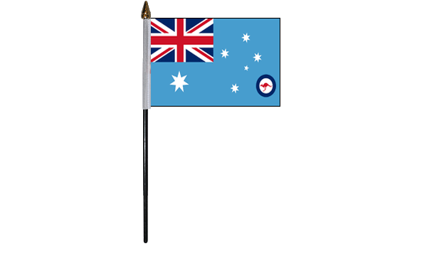 Australia RAF Ensign Table Flags