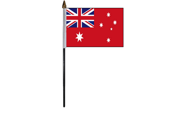 Australia Red Ensign Table Flags
