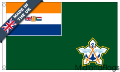 South African Defence Force 1981-1984 Flags