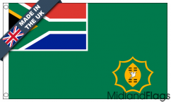 South African Department of Military Veterans Flags