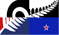 New Zealand Flag Referendum Choices