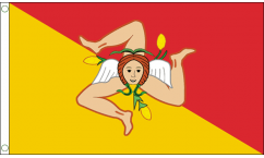 Sicily Flags