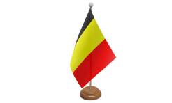 Buy Belgium Table Flags Belgian Desk Flags For Sale From Midland