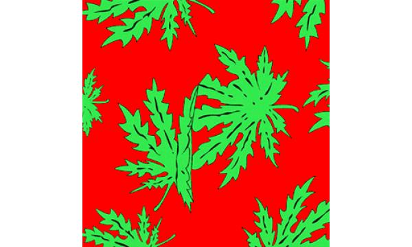 Leaf Bandana