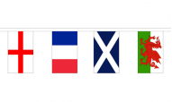 Six Nations Rugby Bunting