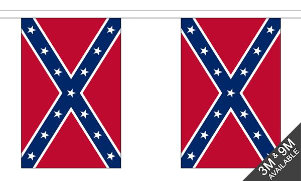 Confederate Bunting