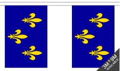 French Regional Buntings