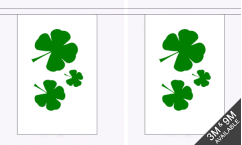Irish Buntings