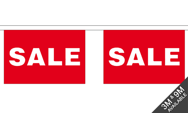 Sale Red Bunting Horizontal