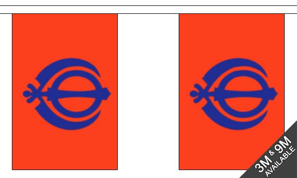 Sikh Bunting