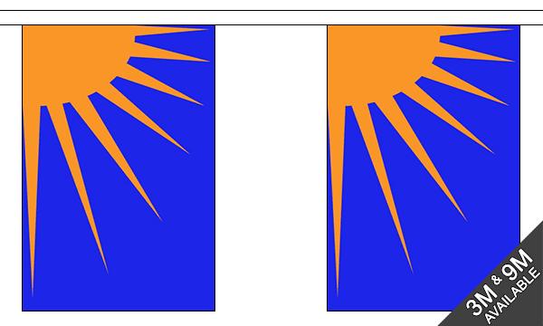 Sunburst Bunting