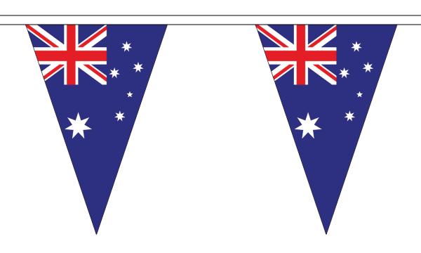 Australia Triangle Bunting
