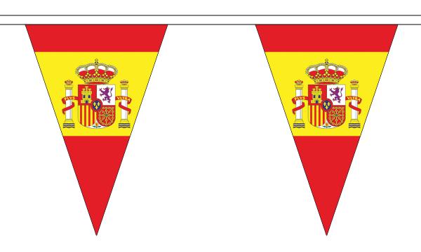Spain Crest Bunting