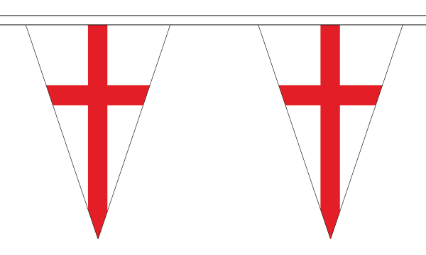 St George (England) Bunting