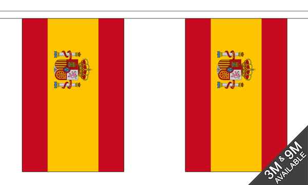 Spain Crest Bunting
