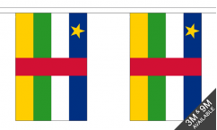 Central African Republic Buntings