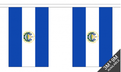 El Salvador Buntings