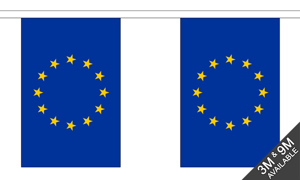 European Union (EU) Bunting