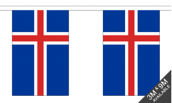 Iceland Buntings