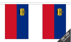 Liechtenstein Buntings