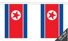 North Korea Buntings