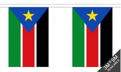South Sudan Buntings