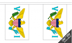 US Virgin Islands Buntings