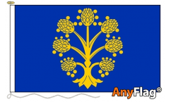 Appleby in Westmorland Flags