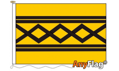 West Midland Flag