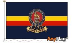 15th/19th Kings Royal Hussars Flags