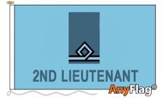 2nd Lieutenant Flags