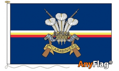 3rd Carabiniers Flags