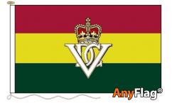 5th Royal Inniskilling Dragoon Guards Flags