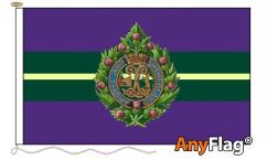 Argyll and Sutherland Highlanders Flags