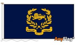 Kings Own Royal Border Regiment Flags