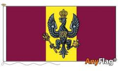 Kings Royal Hussars Flags