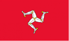 Isle of Man Table Flags
