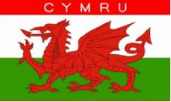 Cymru Flags