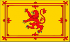 Scotland Lion Flags