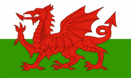 Wales Six Nations Flags