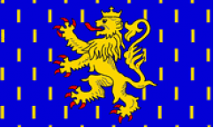 Franche-Comte Flags
